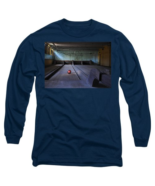 All Alone Long Sleeve T-Shirt