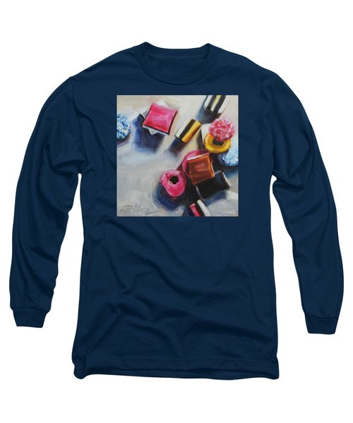 Allsorts Long Sleeve T-Shirt by Tracy Male