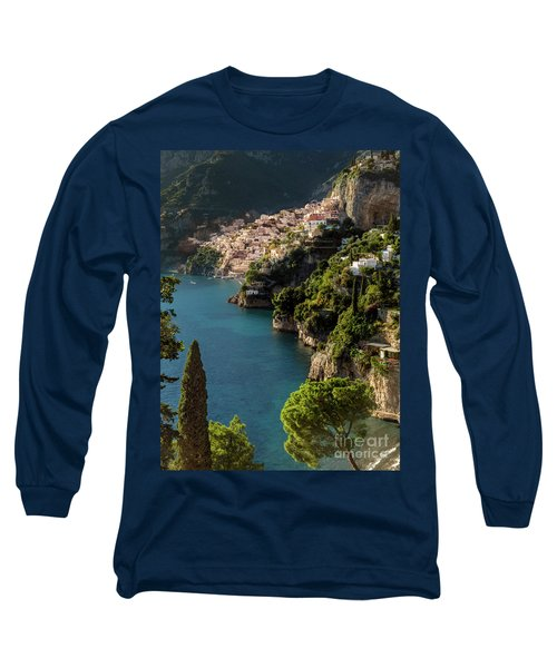 Almalfi Coast Long Sleeve T-Shirt