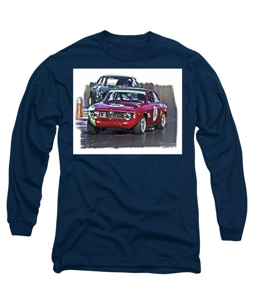 Alpha 84 Long Sleeve T-Shirt