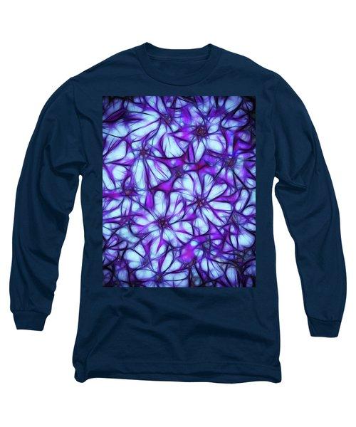 Always A Flower Long Sleeve T-Shirt