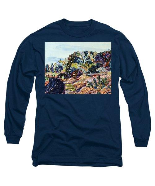 Always Returning Long Sleeve T-Shirt by Erika Pochybova