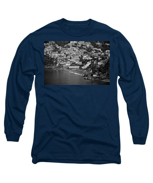 Amalfi's Positano Long Sleeve T-Shirt by Eric Tressler
