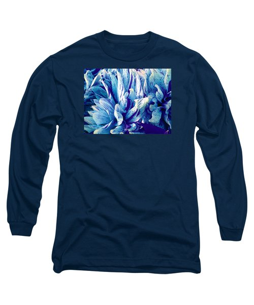 Amazing Dahlia Long Sleeve T-Shirt