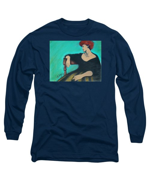 Amelia Long Sleeve T-Shirt