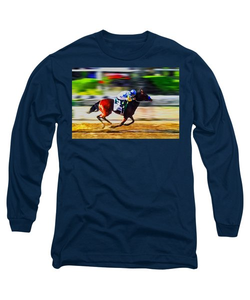 American Pharoah Long Sleeve T-Shirt