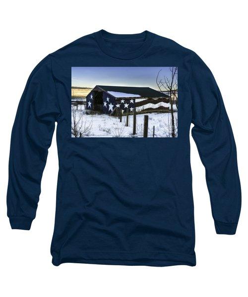 American Snow  Long Sleeve T-Shirt