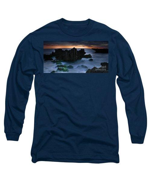An Escape Long Sleeve T-Shirt by Kym Clarke
