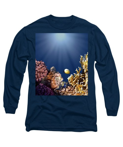 And Then There Was Light Long Sleeve T-Shirt