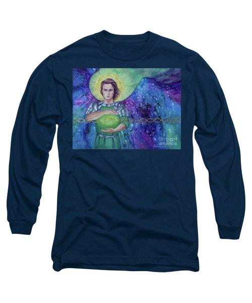 Angel Fire  Long Sleeve T-Shirt