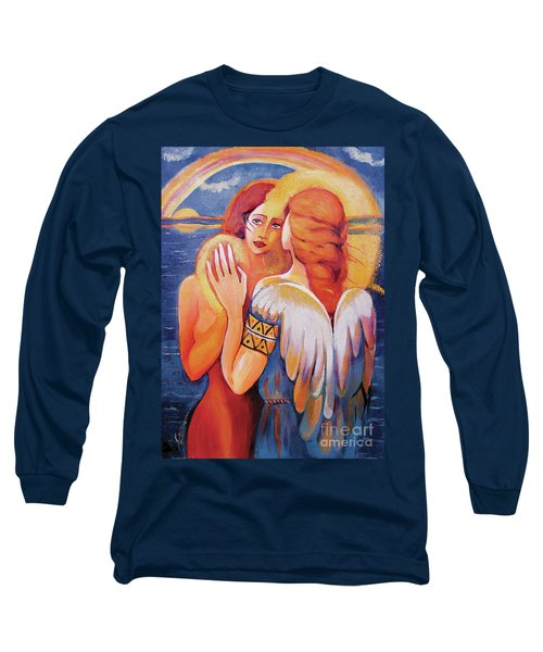 Angel Touch Long Sleeve T-Shirt