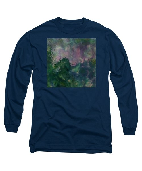 Angry Ocean Long Sleeve T-Shirt by Alan Casadei