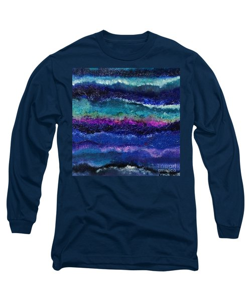Anne's Abstract Long Sleeve T-Shirt