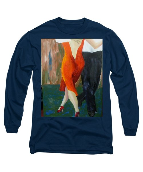Another Tango Twirl Long Sleeve T-Shirt