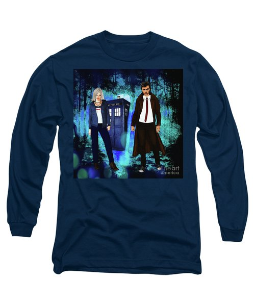 Another Unknown Adventure Long Sleeve T-Shirt