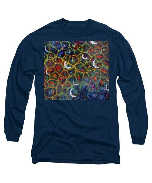Arch 15 Crescents Part1 Long Sleeve T-Shirt