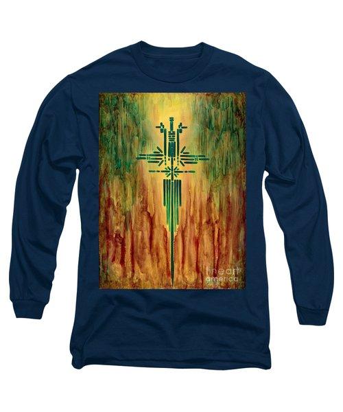 Archangel Michael Long Sleeve T-Shirt