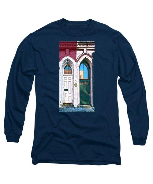 Door One And Door Too Long Sleeve T-Shirt