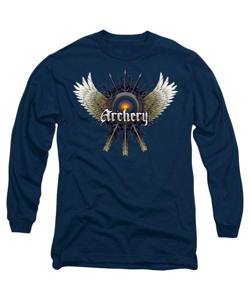 Archery Wings Long Sleeve T-Shirt