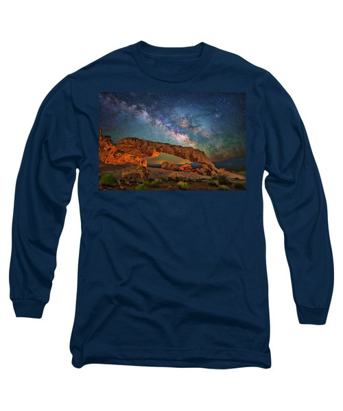 Arching Over The Arch Long Sleeve T-Shirt