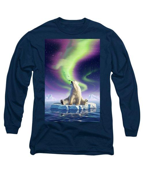Arctic Kiss Long Sleeve T-Shirt