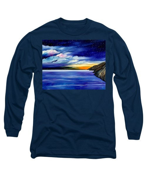 Are The Stars Out Tonight Long Sleeve T-Shirt