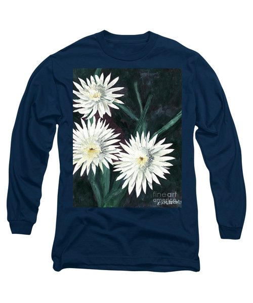 Arizona-queen Of The Night Long Sleeve T-Shirt