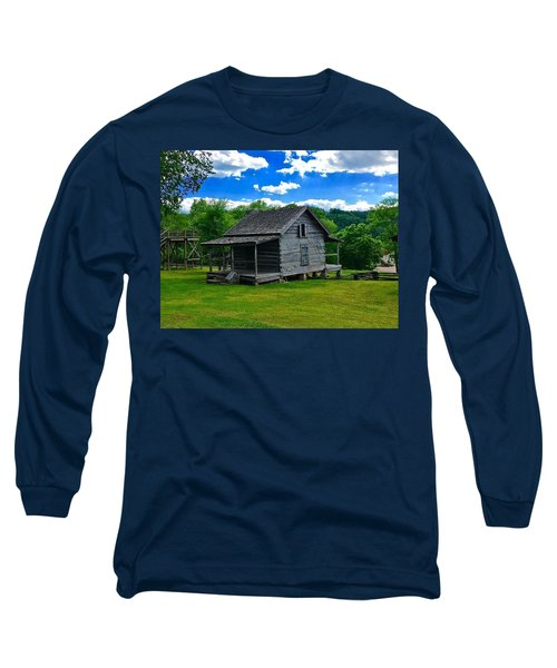 Arkansas Travels Long Sleeve T-Shirt