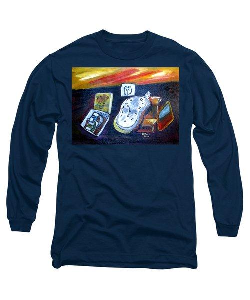 Artists Dream Long Sleeve T-Shirt