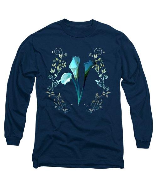 Dragonfly Dream Long Sleeve T-Shirt by Regina Femrite