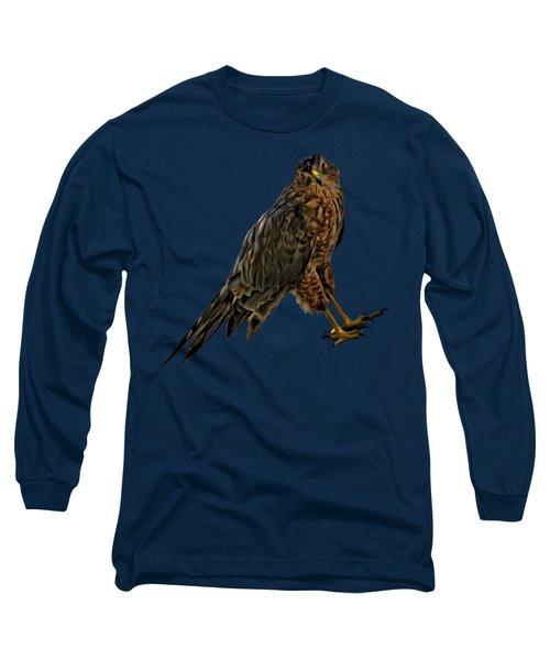 Cooper's Hawk No.32 Long Sleeve T-Shirt