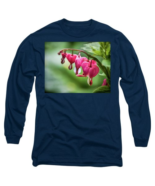 Softly Lucent  -  Long Sleeve T-Shirt