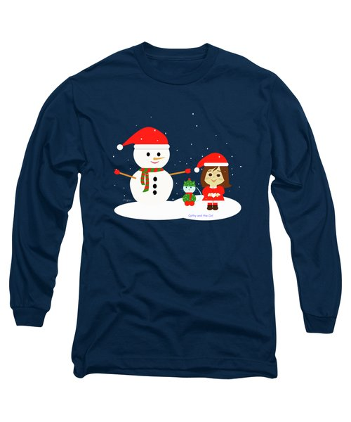 Christmas #5 Long Sleeve T-Shirt
