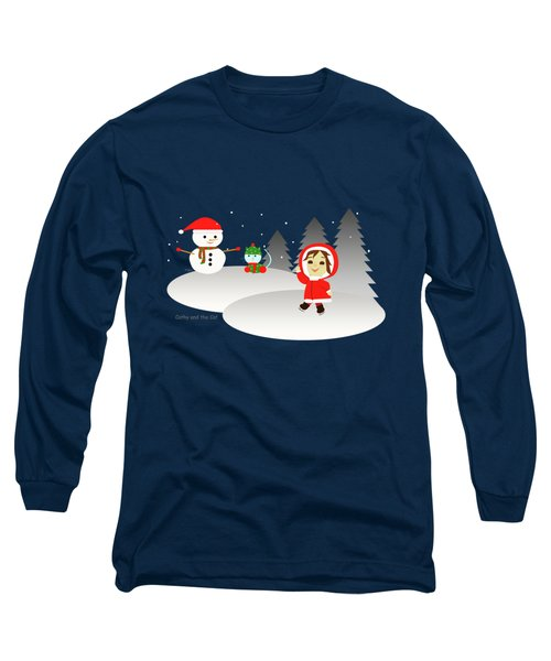 Christmas #6 Long Sleeve T-Shirt