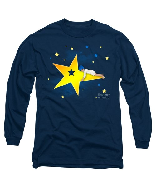 Star Child Long Sleeve T-Shirt