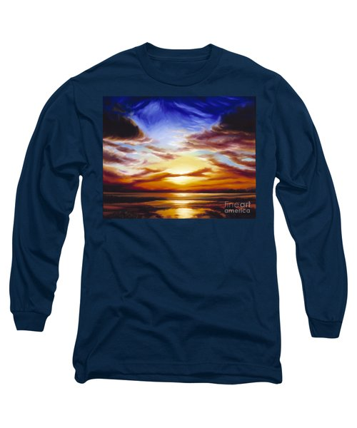 As The Sun Sets Long Sleeve T-Shirt