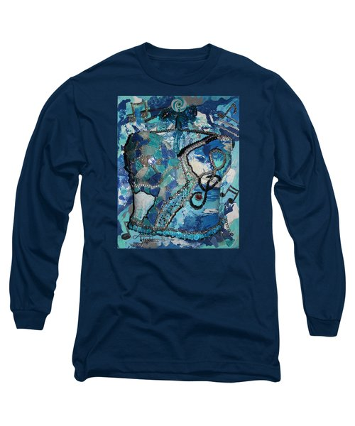 Ashley - Let The Music Play Supporter Long Sleeve T-Shirt