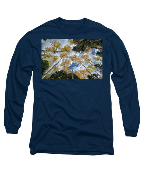 Aspens Reaching Long Sleeve T-Shirt
