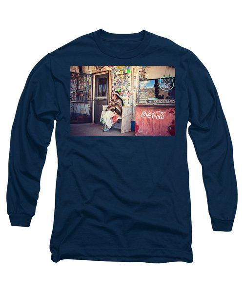 At The Hackberry General Store Long Sleeve T-Shirt