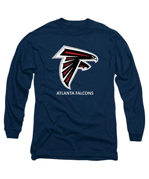Atlanta Falcons Barn Long Sleeve T-Shirt