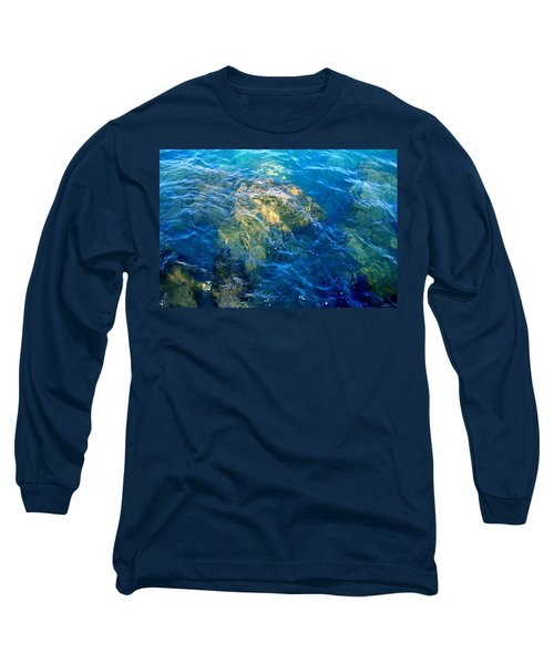 Atlantis Long Sleeve T-Shirt by Jamie Lynn