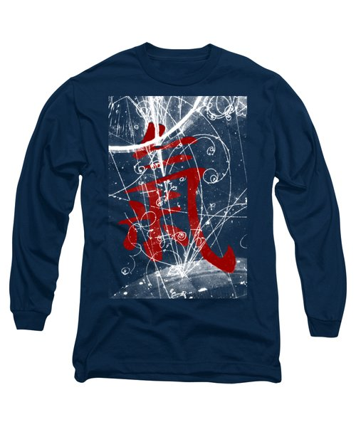 Atomic Ki Long Sleeve T-Shirt