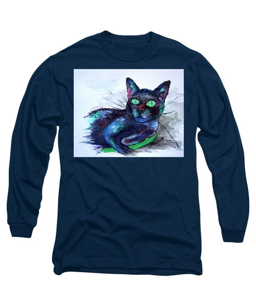 Aunt's Beautiful Companion, Ms. Biscuit Long Sleeve T-Shirt