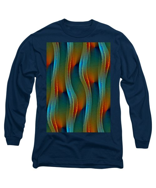 Aurora Oil Long Sleeve T-Shirt