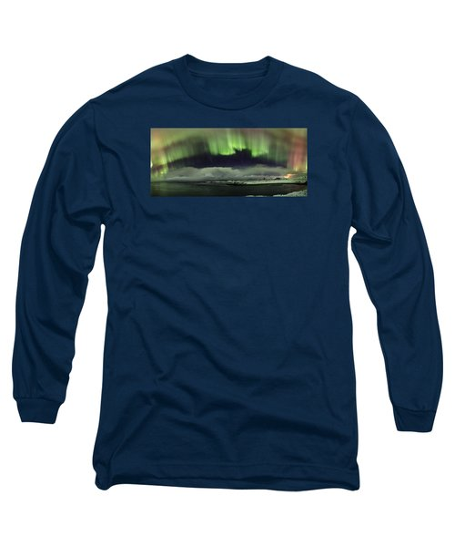 Aurora Polaris Panoramic II Long Sleeve T-Shirt