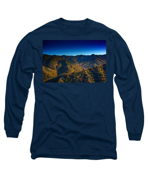 Autumn In The Smokies Long Sleeve T-Shirt