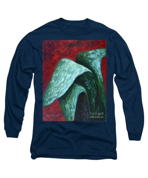 Av Leaves Long Sleeve T-Shirt