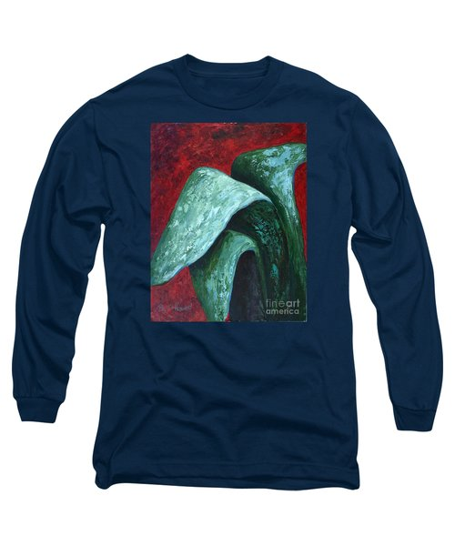 Av Leaves Long Sleeve T-Shirt