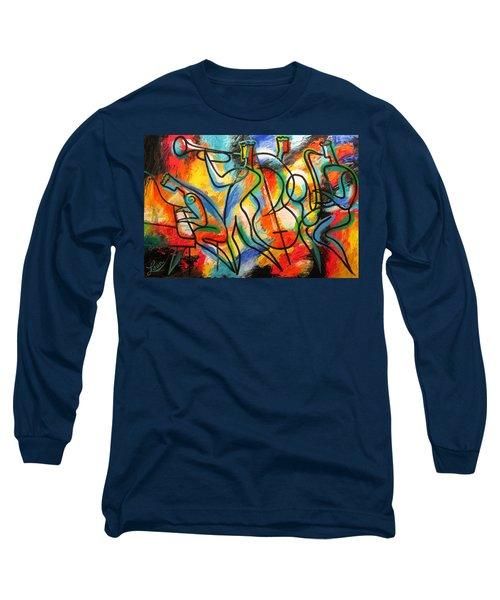 Avant-garde Jazz Long Sleeve T-Shirt
