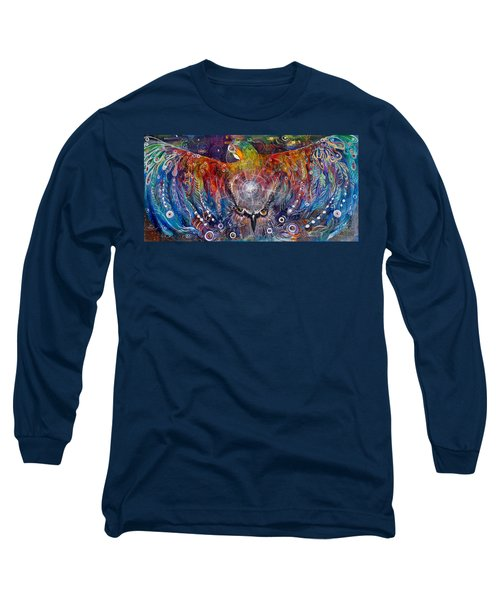 Awaken Long Sleeve T-Shirt by Leela Payne